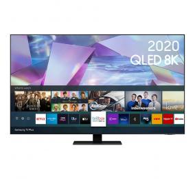 "Televisão Plana Samsung Q700T SmartTV 55"" QLED 8K UHD"