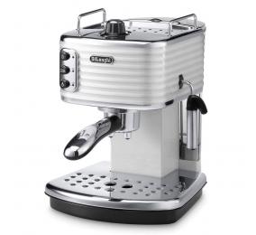 Máquina de Café DeLonghi Scultura ECZ 351.W 1100W 15 Bar