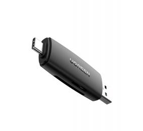 Leitor de Cartões UGREEN CM304 2-in-1 USB-A & USB-C