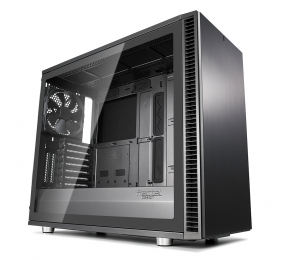 Caixa Extended-ATX Fractal Design Define S2 TG Gunmetal