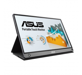 """Monitor Asus ZenScreen MB16AMT Touch IPS 15.6"""" FHD 16:9 60Hz"""
