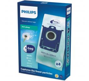 Sacos para Aspirador Philips S-bag Antialérgico