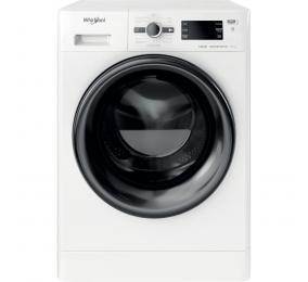 Máquina de Lavar e Secar Roupa Whirlpool FWDG 961483 WBV SPT N 9/6kg 1351RPM D Branca