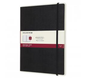 Caderno XL Pautado Moleskine Paper Tablet 1 Preto