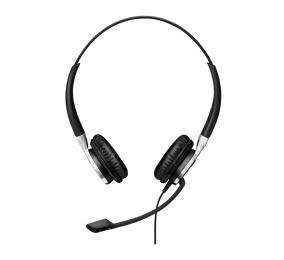 Headset Sennheiser EPOS Impact SC 660 USB ML Series Preto