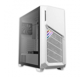 Caixa ATX Antec DP502 Flux Tempered Glass Branca