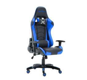 Cadeira Gaming Matrics Osiris Preta/Azul
