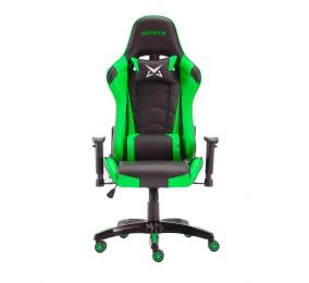 Cadeira Gaming Matrics Osiris Preta/Verde