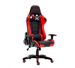Cadeira Gaming Matrics Osiris Preta/Vermelha