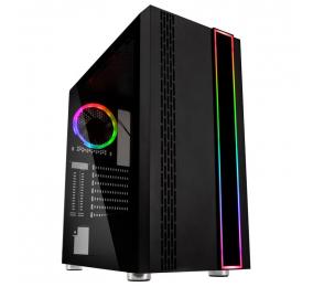Caixa Extended-ATX Kolink Outline RGB Vidro Temperado Preta