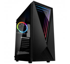 Caixa ATX Kolink Inspire VOID RGB Vidro Temperado Preta