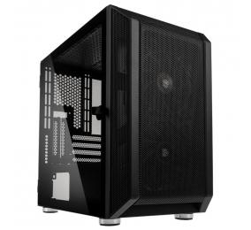 Caixa Micro-ATX Kolink Citadel Mesh Vidro Temperado Preta