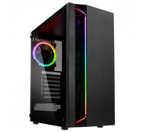 Caixa ATX Kolink Inspire K7 RGB Vidro Temperado Preta