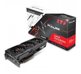 Placa Gráfica Sapphire Radeon RX 6800 Pulse Gaming 16GB OC