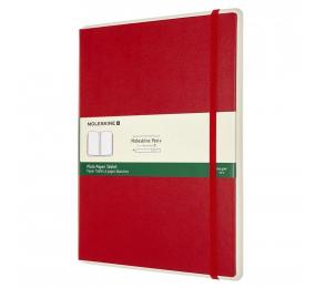 Caderno XL Liso Moleskine Paper Tablet 1 Vermelho