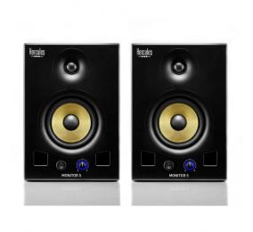 Colunas DJ Hercules DJ Monitor 5 80 watts