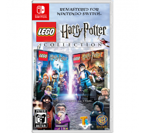 Jogo Nintendo Switch Lego Harry Potter Collection