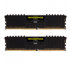 Memória RAM Corsair Vengeance LPX 32GB (2x16GB) DDR4-3000MHz CL15 Preta