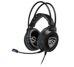 Headset Sharkoon Skiller SGH1 Preto