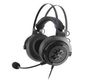 Headset Sharkoon Skiller SGH3 Preto + SB1 External
