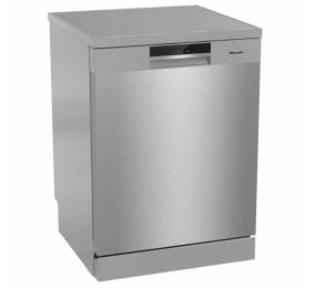 Máquina de Lavar Loiça Hisense HS661C60X 16 Conjuntos C Cinza