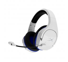 Headset HyperX Cloud Stinger Wireless PS5/PS4/PC Branco