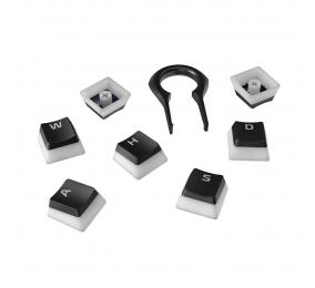 Kit Teclas HyperX Pudding Keycaps Full Key Set (Black PBT) Layout US