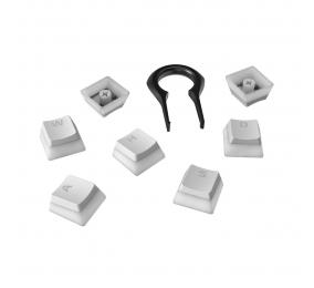 Kit Teclas HyperX Pudding Keycaps Full Key Set (White PBT) Layout US