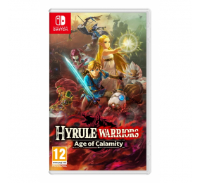 Jogo Nintendo Switch Hyrule Warriors: Age of Calamity