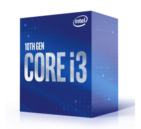 Processador Intel Core i3-10100F 4-Core 3.6GHz c/ Turbo 4.3GHz 6MB Skt1200