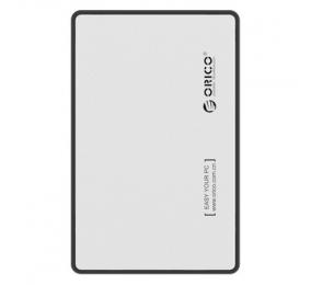 "Caixa Externa 2.5"" Orico 2588US3-V1 SATA I/II/III para USB 3.0 Micro-B Cinza"