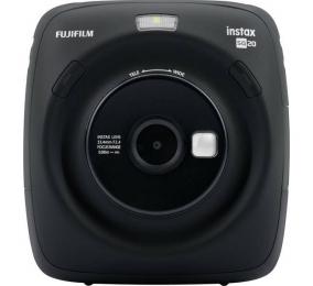 Máquina Fotográfica Instantânea Fujifilm Instax SQUARE SQ20 Preta