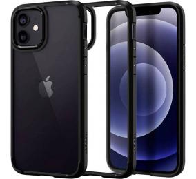 Capa Spigen Ultra Hybrid iPhone 12 / iPhone 12 Pro Preta