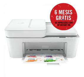 Impressora Multifunções HP DeskJet Plus 4120 Wireless