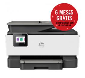 Impressora Multifunções HP OfficeJet Pro 9012 Wireless