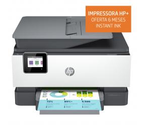 Impressora Multifunções HP OfficeJet Pro 9012e Wireless