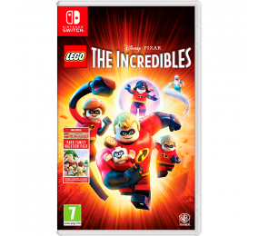 Jogo Nintendo Switch Lego Incredibles