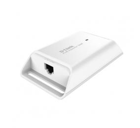 Injector Gigabit PoE+ D-Link DPE-301GI