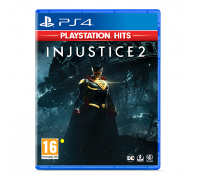 Jogo PS4 Injustice 2 Hits