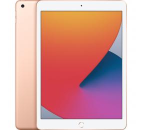 "Apple iPad (2020) 10.2"" Wi-Fi + Cellular 128GB Dourado"
