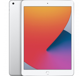 "Apple iPad (2020) 10.2"" Wi-Fi + Cellular 128GB Prateado"