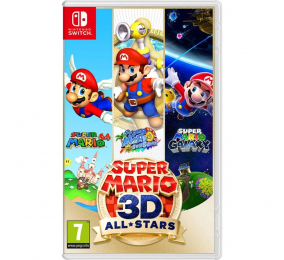 Jogo Nintendo Switch Super Mario 3D All-Stars
