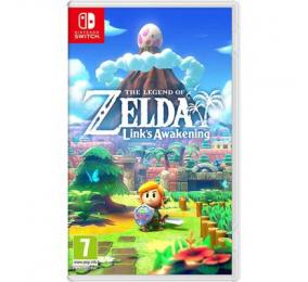 Jogo Nintendo Switch The Legend of Zelda: Link's Awakening