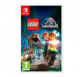 Jogo Nintendo Switch Lego Jurassic World