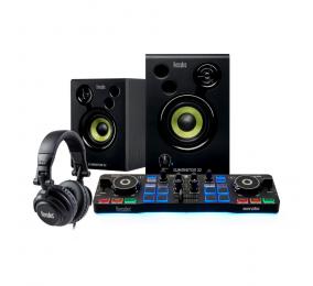 Conjunto DJ Hercules DJ Starter Kit