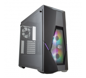 Caixa ATX Cooler Master MasterBox K500 ARGB Preta
