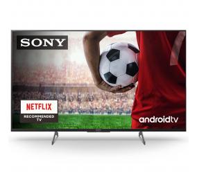 "Televisão Sony XH8596 Series SmartTV 49"" LCD 4K UHD Android TV"