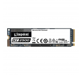 SSD M.2 2280 Kingston KC2500 1TB 3D TLC NVMe