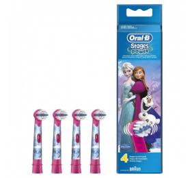 Cabeças para Escova de Dentes Elétrica Oral-B Stages Frozen