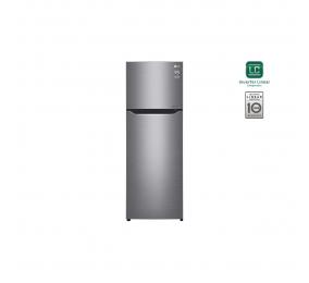 Frigorífico 2 Portas LG GTB523PZCZD 312 Litros F Platinum Silver